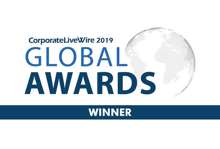 GLOBAL AWARDS WINNER
